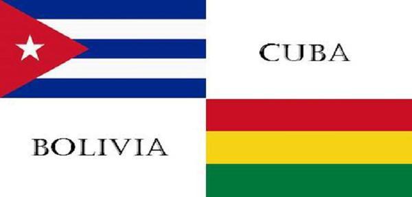 Kuba-Bolivien