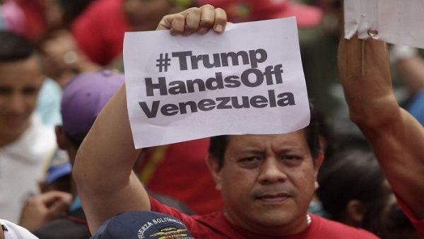 Trump verbietet Handel mit venezolanischer Kryptowährung