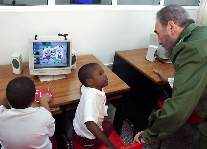 Fidel, Visionär und Förderer der Informatik in Kuba