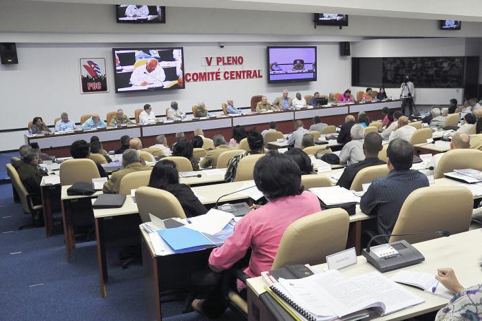 V. Plenum des Zentralkomitees