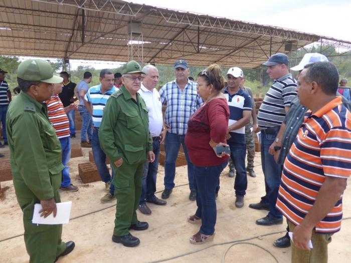 Wohnsubstanz in Guantánamo wiederhergestellt