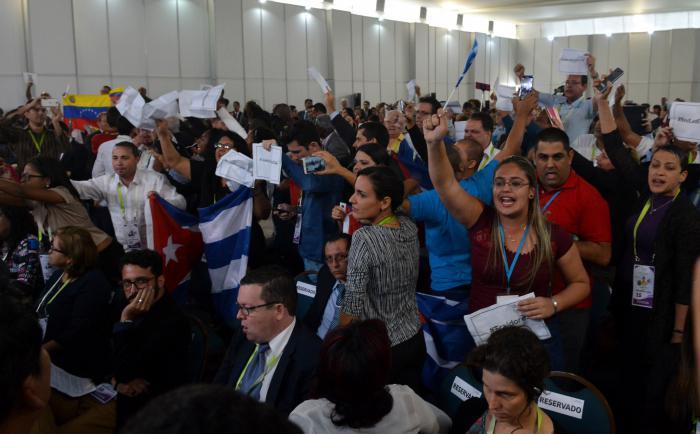 Beteiligung Kubas am Amerikagipfel