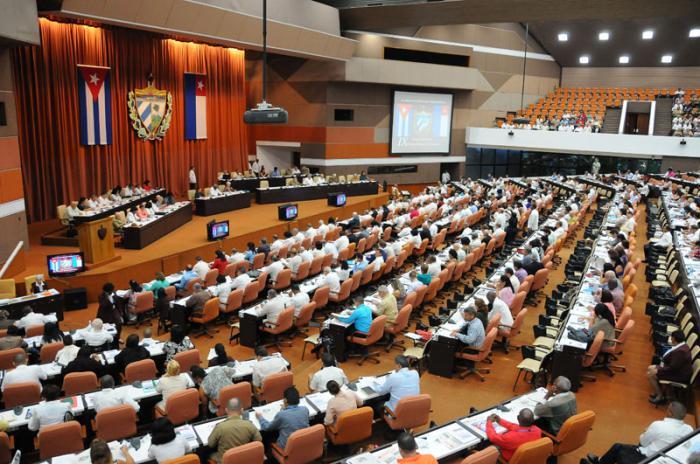 Nationalversammlung Kubas