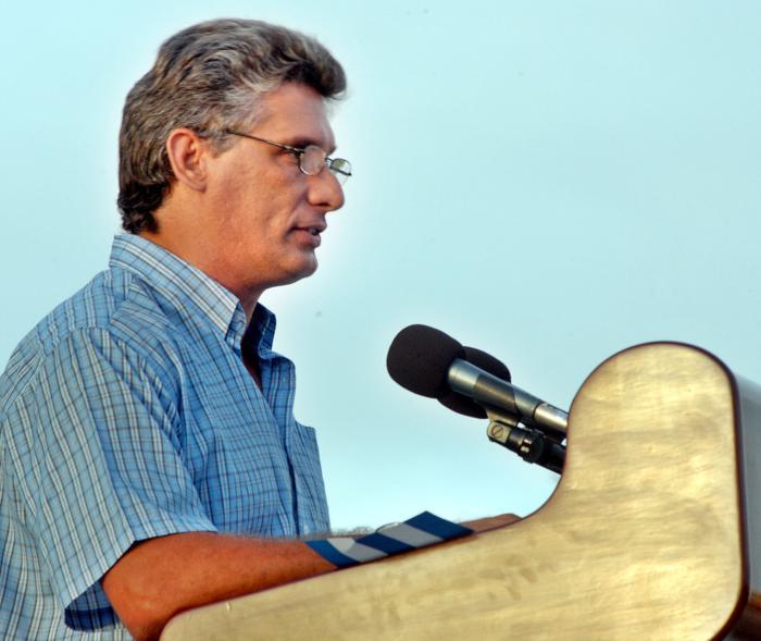 Mario Díaz-Canel Bermúdez