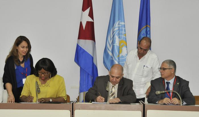 Kuba tritt zwei strategischen Gesundheitsfonds bei
