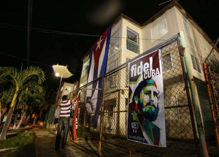 kubanisches Wohnviertel