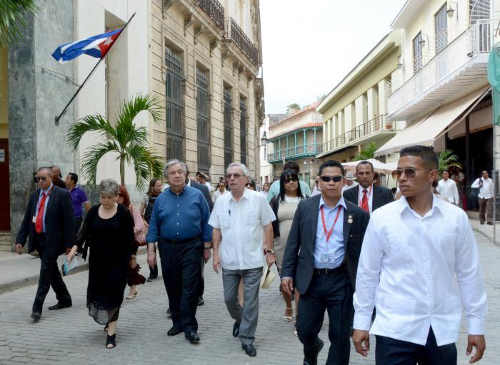 UN-Generalsekretär gratuliert zur Wiederherstellung von Havanna