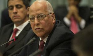 kubanischer Vizepräsident Ricardo Cabrisas Ruiz