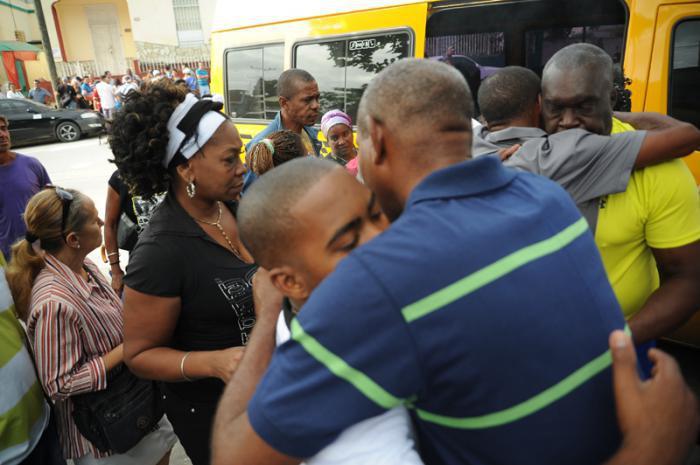 Kuba leidet mit den Angehörigen der Opfer