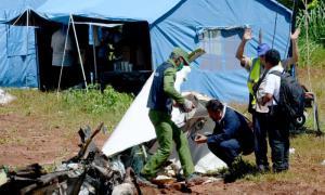 Kuba untersucht Ursachen des Flugzeugabsturzes