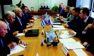 bilaterale Zusammenarbeit Russland-Kuba