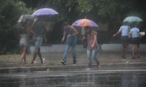 Regenfälle