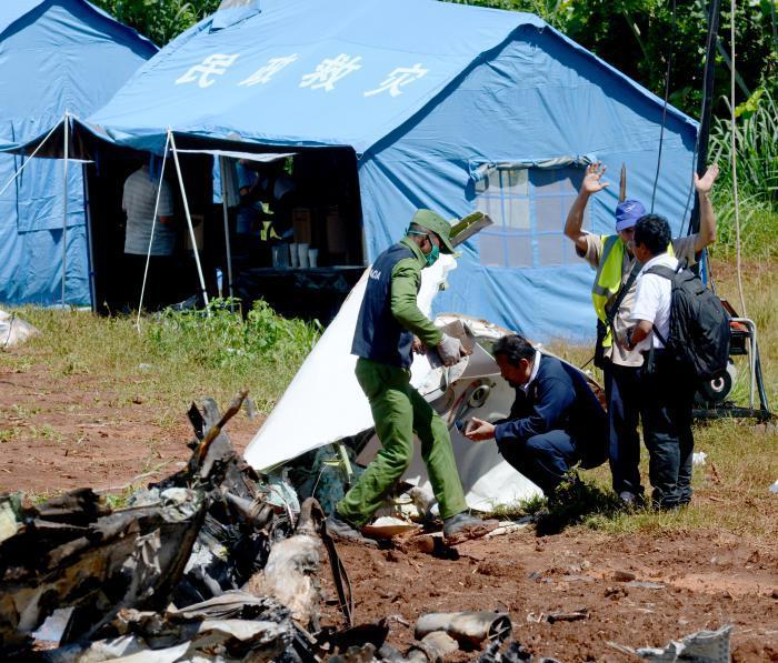 Untersuchung des Flugzeugabsturzes in Havanna