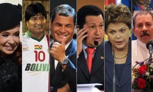 Präsidenten Lateinamerikas