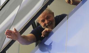 Lula da Silva im Gefängnis