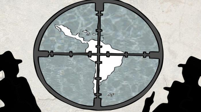 Aggressivität in Zentralamerika und der Karibik