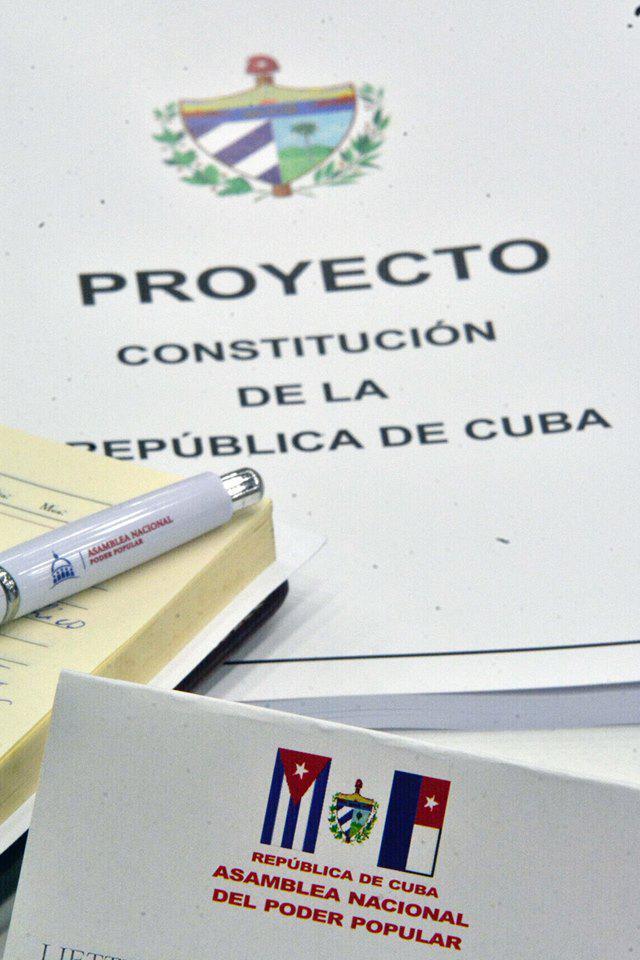 Vorentwurfs zur Verfassungsreform