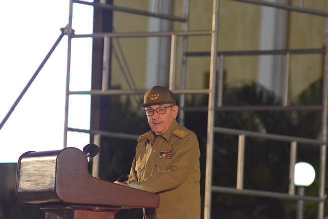 Rede von Raúl Castro Ruz zum 65. Jahrestag des Sturms auf die Kaserne Moncada