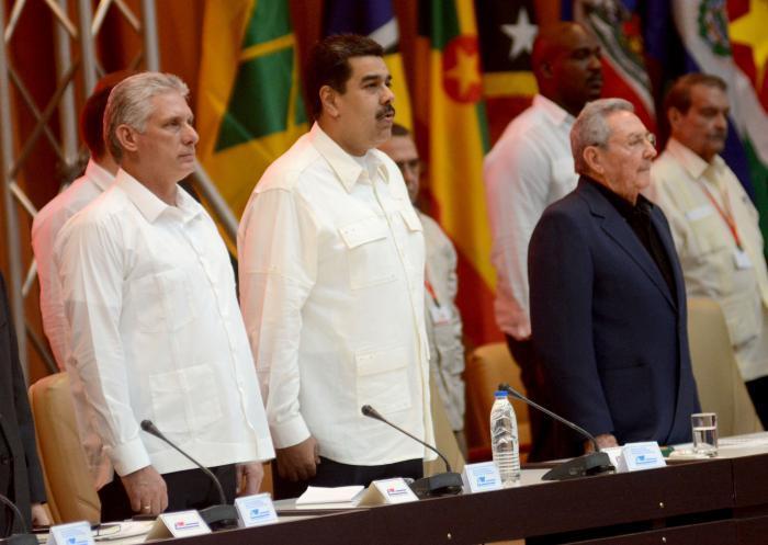 Präsident der Bolivarischen Republik Venezuela, Nicolás Maduro
