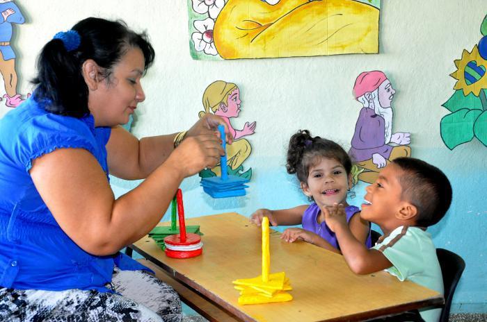 Spezialschulen in Kuba