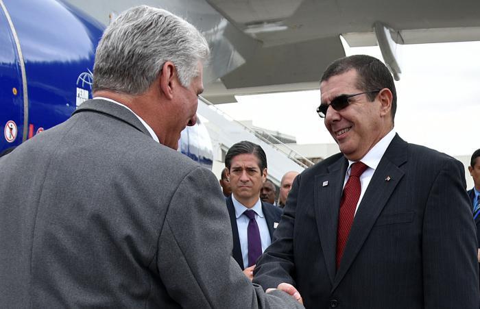 Botschafter Kubas in den Vereinigten Staaten von Amerika