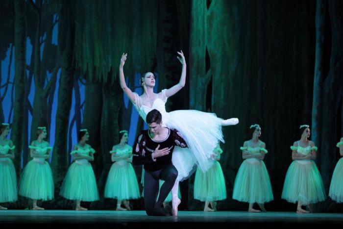 Internationales Ballettfestival Alicia Alonso