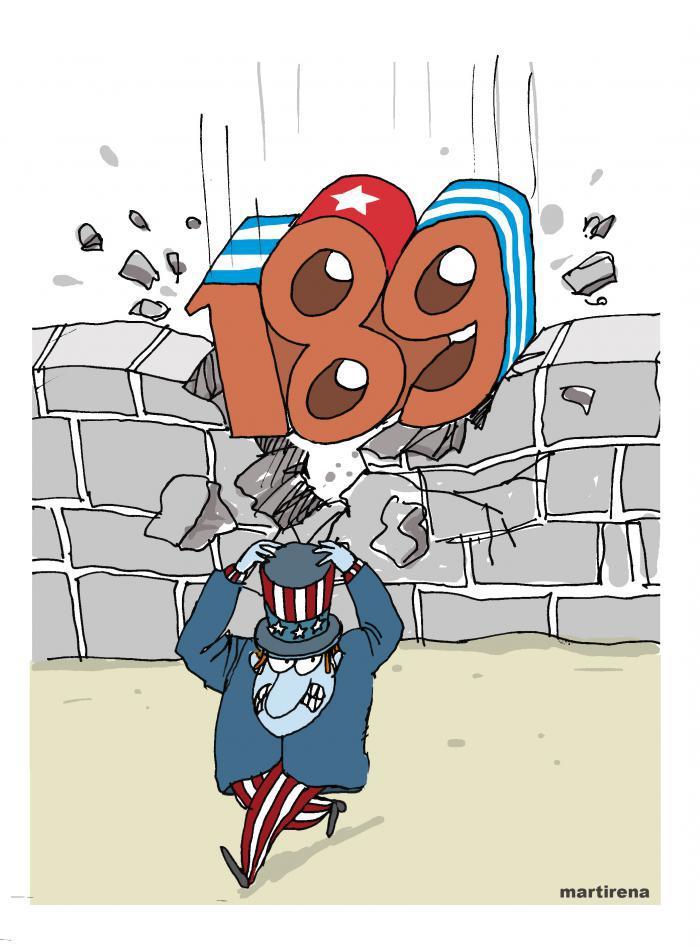 Die Welt stimmte gegen die Vereinigten Staaten