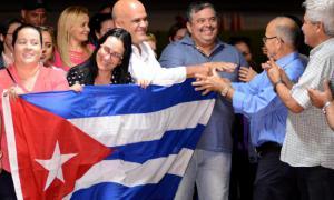 Kubanische Ärzte aus Brasilien