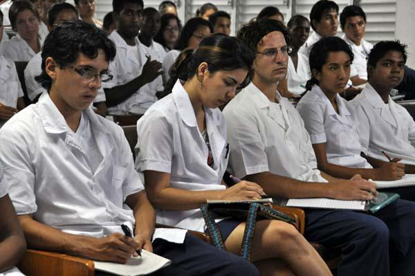 In Kuba ausgebildeten Ärzte