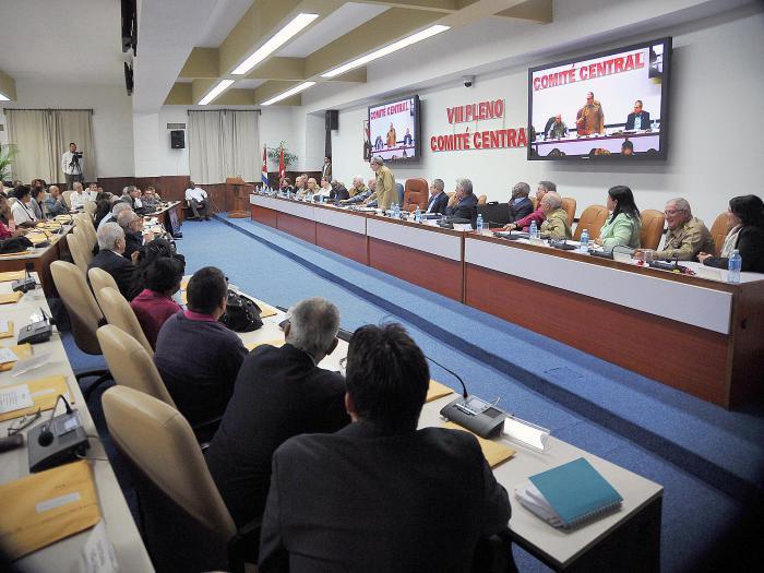 Plenum des Zentralkomitees