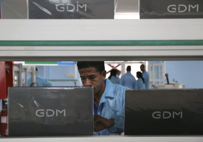 Computerisierungsprogramm der Gesellschaft in Kuba