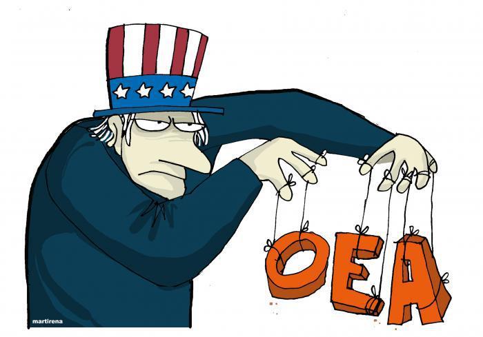 Organisation Amerikanischer Staaten - OAS