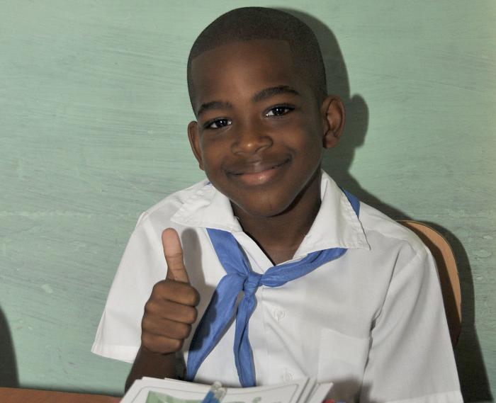 Bildung ist in Kuba eine Priorität