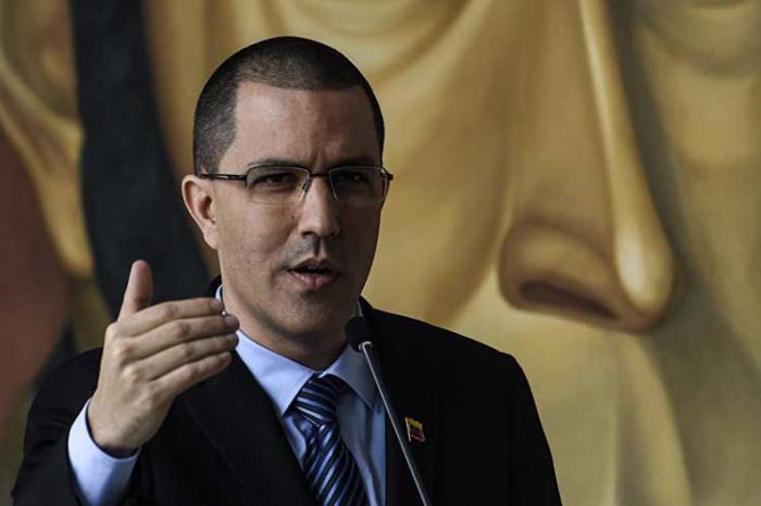 Außenminister Venezuelas Jorge Arreaza