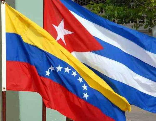 Venezuela - Kuba