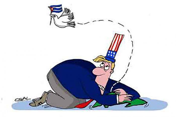 Karikatur Osval