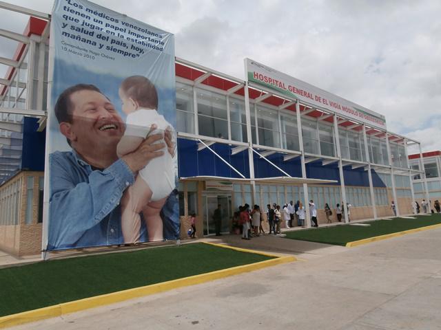 Krankenhaus Hugo Chávez Frías