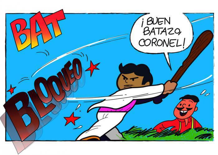 Bat Bloqueo