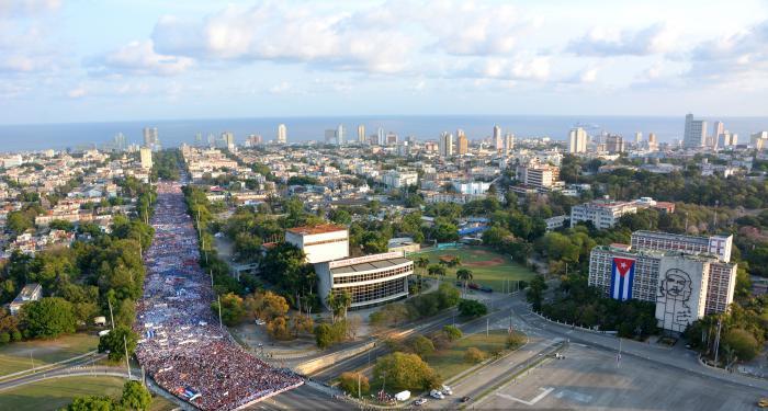 1. Mai Havanna 2019