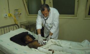 Kubanische medizinische Partnerschaft