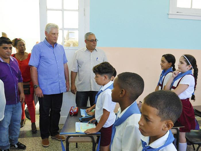 Grundschule Alfredo Miguel Aguayo