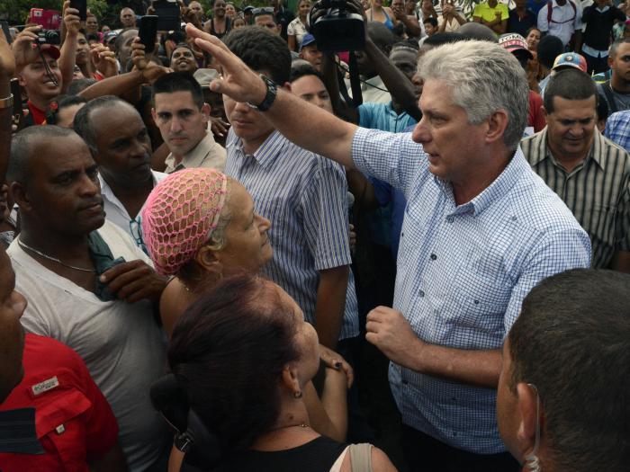 kubanischer Präsident