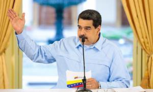 Maduro dankt Kuba