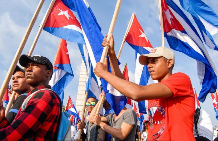 1. Mai - Platz der Revolution