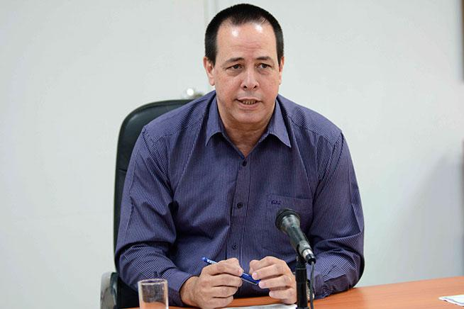 Gesundheitsminister, Dr. José Angel Portal Miranda
