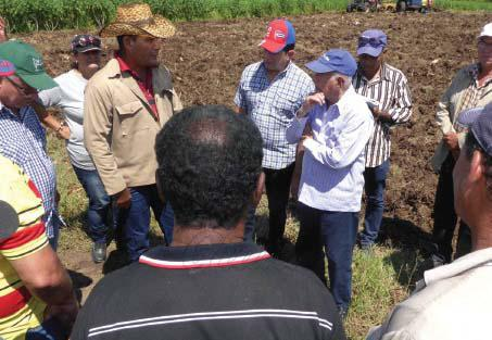 Agrarprogramme in Camagüey