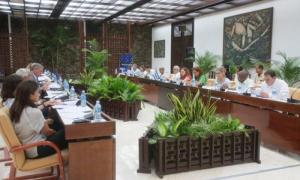 Treffen des Gemeinsamen Ausschusses Kuba-EU