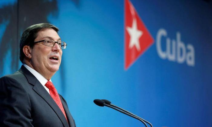 Kubanischer Außenminister spricht bei UNO Veranstaltung