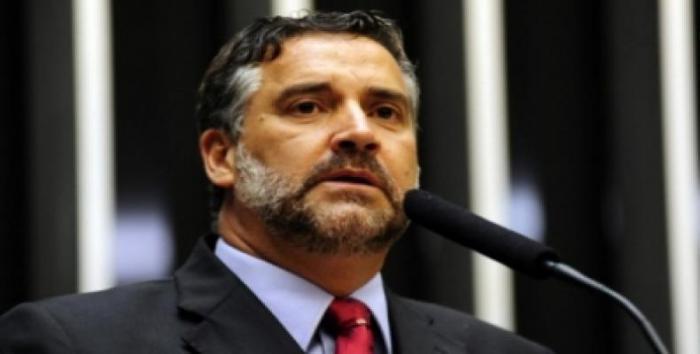 Fraktionsvorsitzende der Arbeiterpartei Brasiliens Paulo Pimenta