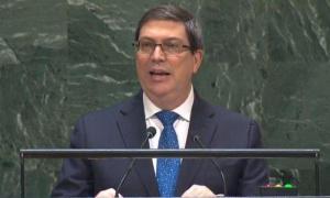 Außenministers der Republik Kuba
